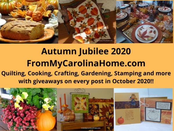 Autumn Jubilee is beginning